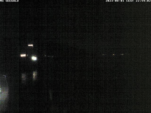 Webcam auf der MS Seegold